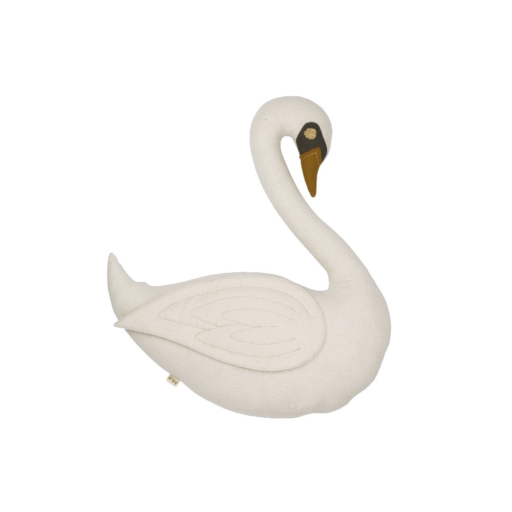 Vicky the Swan cushion img