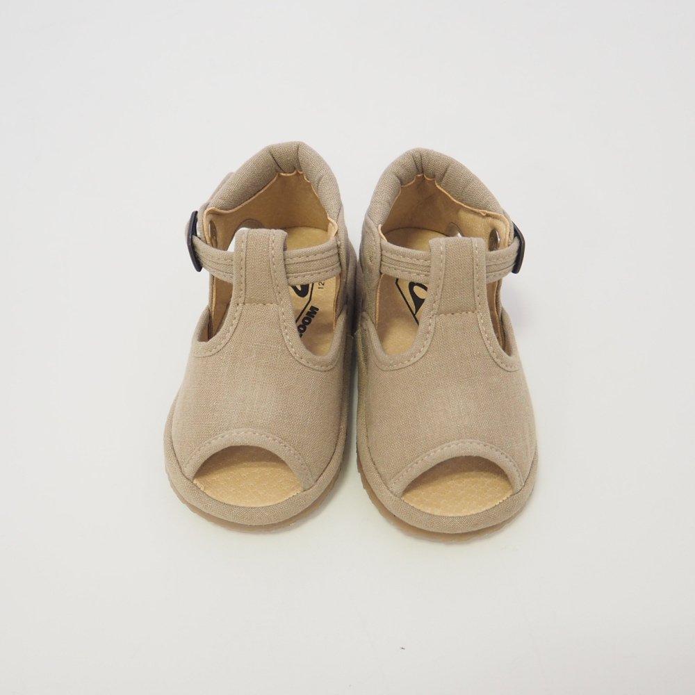 【SUMMER SALE 20%OFF】 T-Strap Sandal BEIGE img1