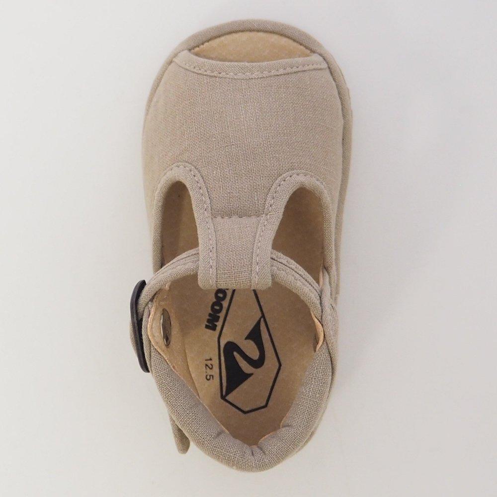 【SUMMER SALE 20%OFF】 T-Strap Sandal BEIGE img3
