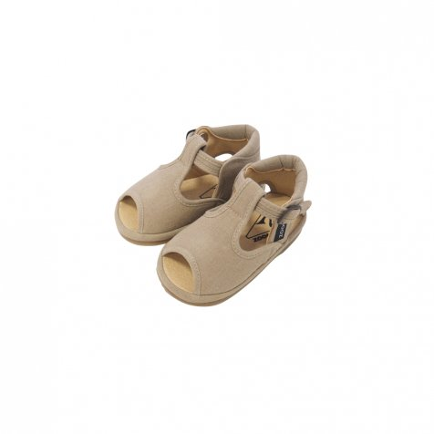 【SUMMER SALE 20%OFF】 T-Strap Sandal BEIGE