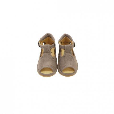 【SUMMER SALE 20%OFF】 T-Strap Sandal GREGE