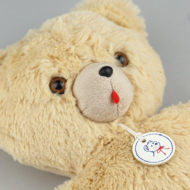 Ours Toinou beige / Beige bear img3