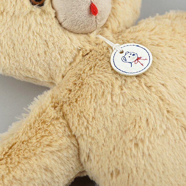 Ours Toinou beige / Beige bear img4