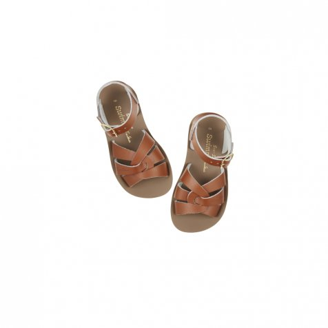 Salt-Water SunSan Swimmer Sandal Tan