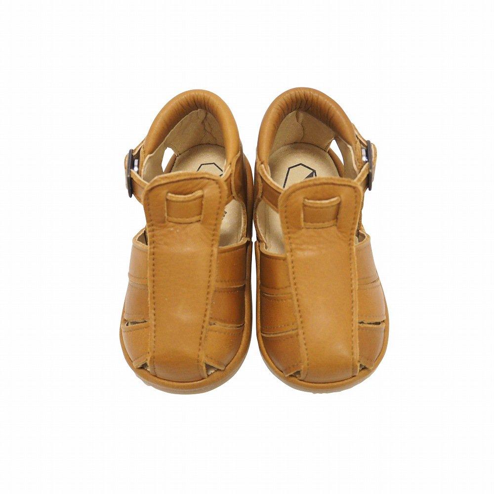 【SUMMER SALE 20%OFF】 Baby Sandal CAMEL img1