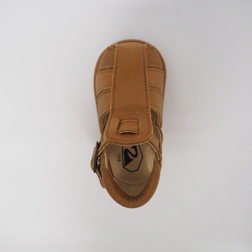 【SUMMER SALE 20%OFF】 Baby Sandal CAMEL img3