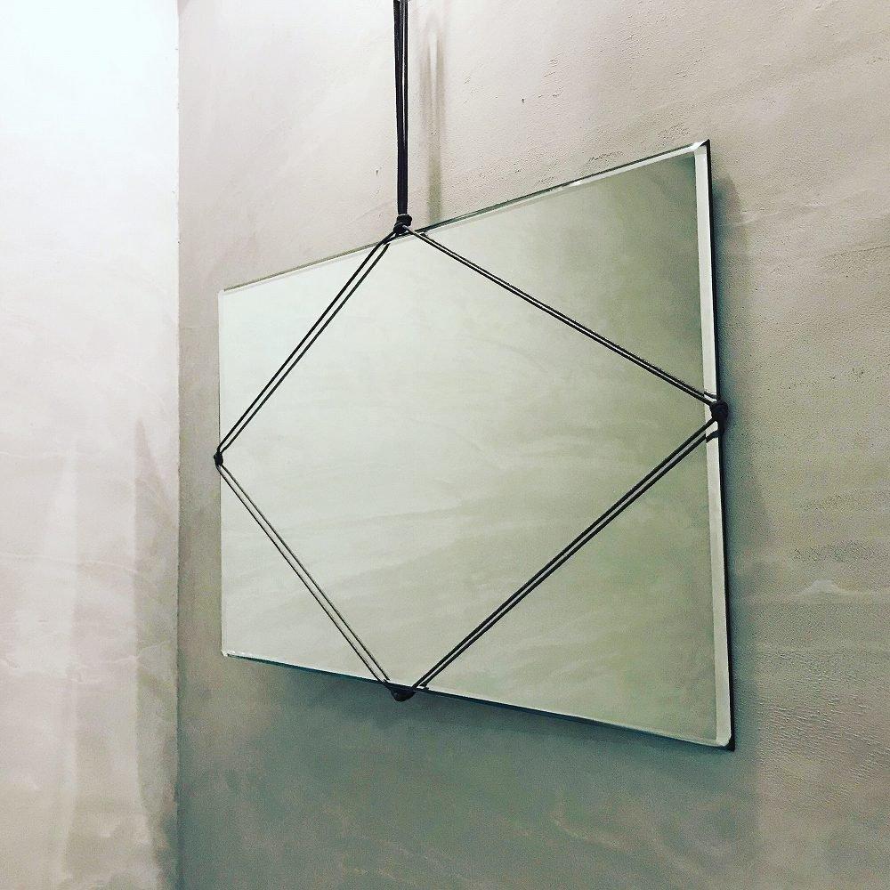 【SUMMER SALE 30%OFF】 Cordage Frameless Mirror Rectangle Large img