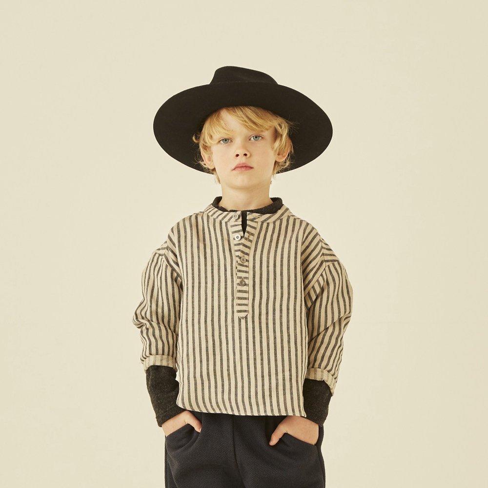 stripe linen shirts img4