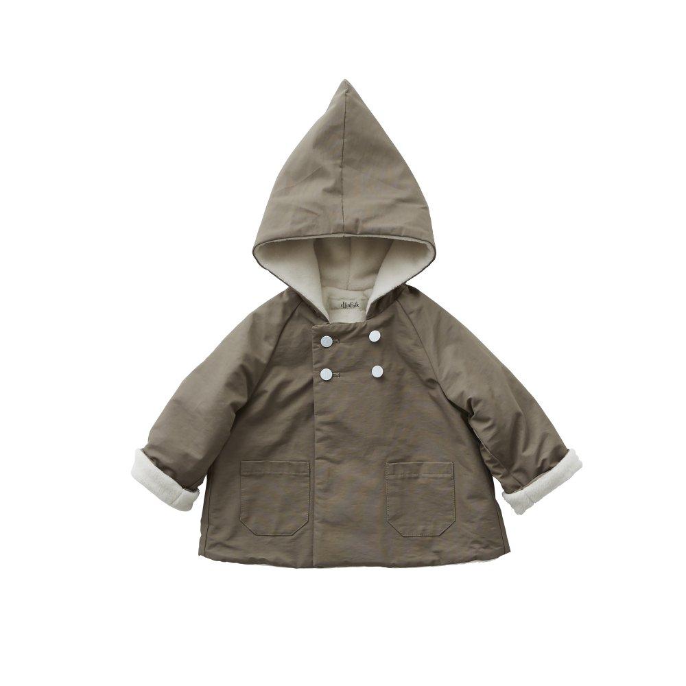 【8月入荷予定】elf coat mocha img