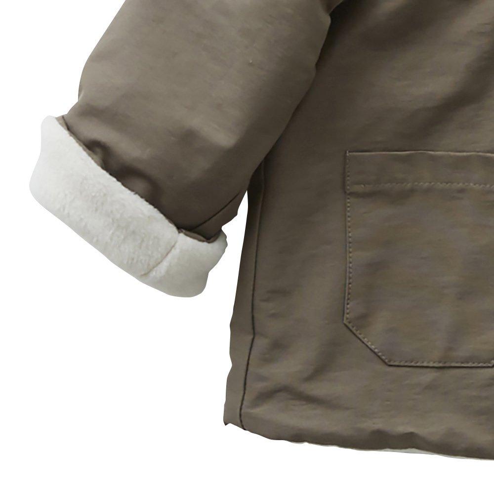 【8月入荷予定】elf coat mocha img2