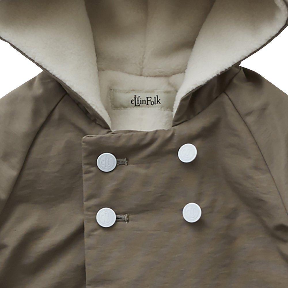 【8月入荷予定】elf coat mocha img4