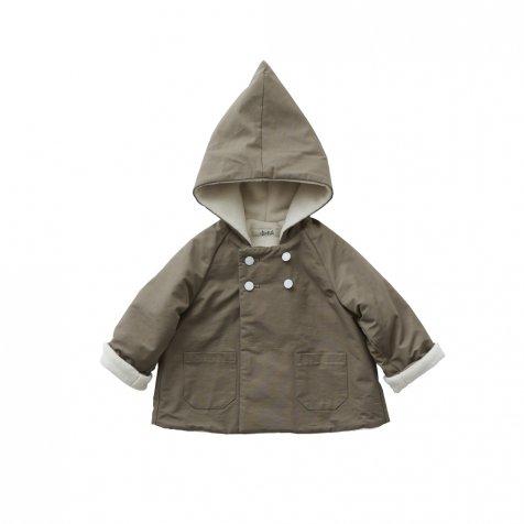 【8月入荷予定】elf coat mocha
