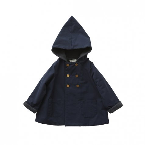 elf coat navy