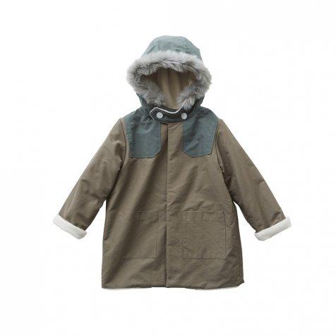 【7月20日0時販売開始】【8月入荷予定】high-lander coat mocha