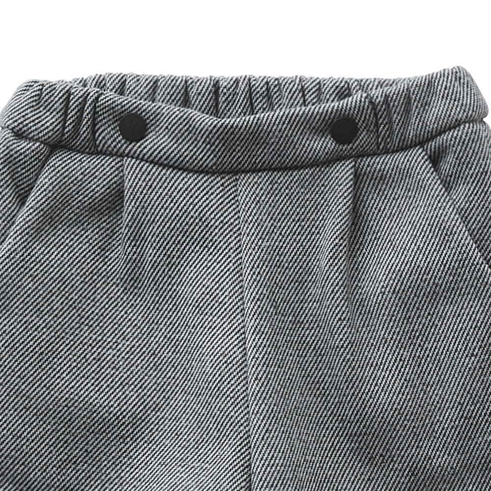 【30%OFF】freece pants gray img1