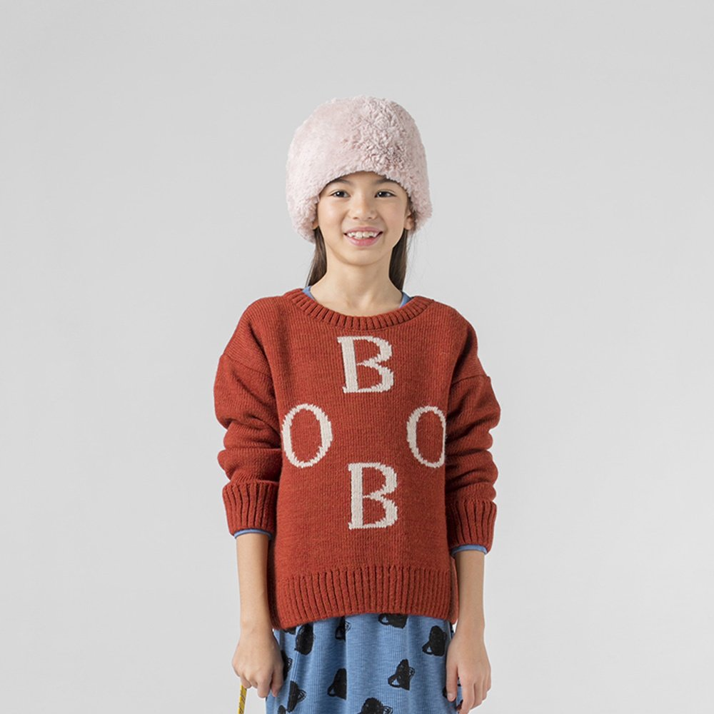 【30%OFF】2019AW No.219105 BOBO Jacquard Jumper img5