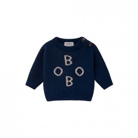 【30%OFF】2019AW No.219202 BOBO Jacquard Jumper