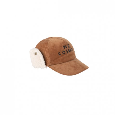 2019AW No.219237 WE COSMOS Sheepskin Cap