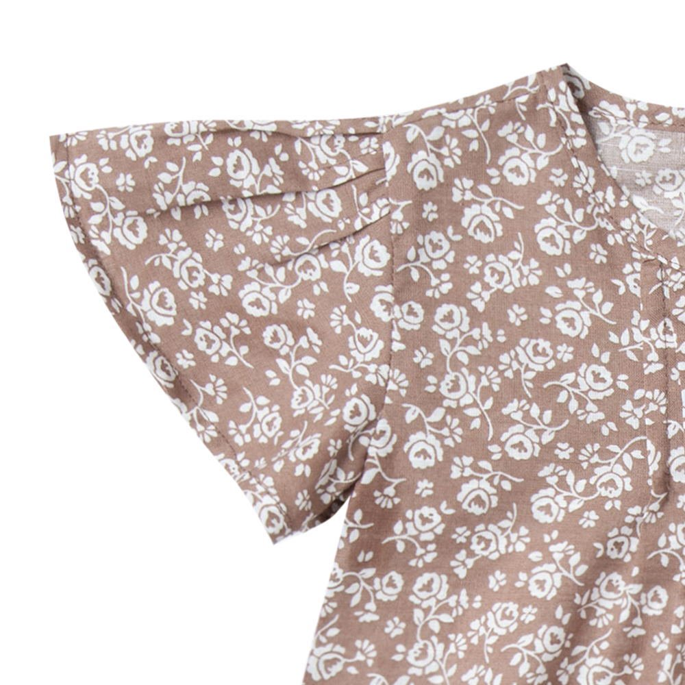 【50%OFF】vintage rose blaire blouse img2