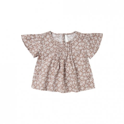 vintage rose blaire blouse