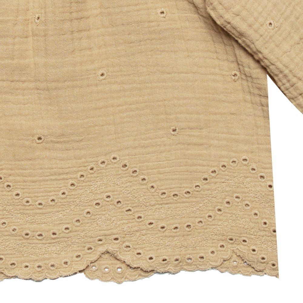 【30%OFF】eyelet quincy blouse img3