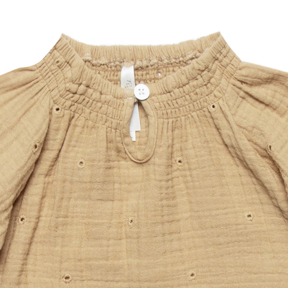【30%OFF】eyelet quincy blouse img4
