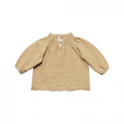 【40%OFF】eyelet quincy blouse