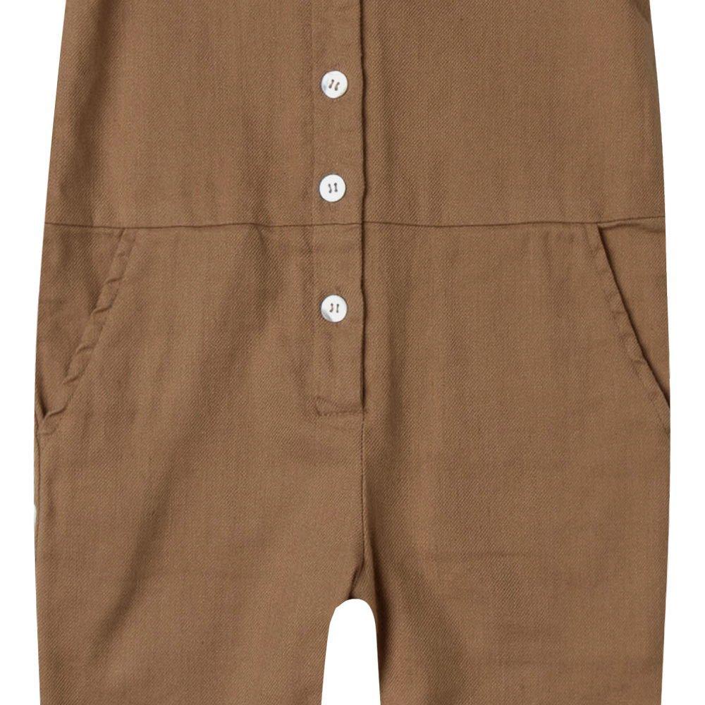utility jumpsuit caramel img2