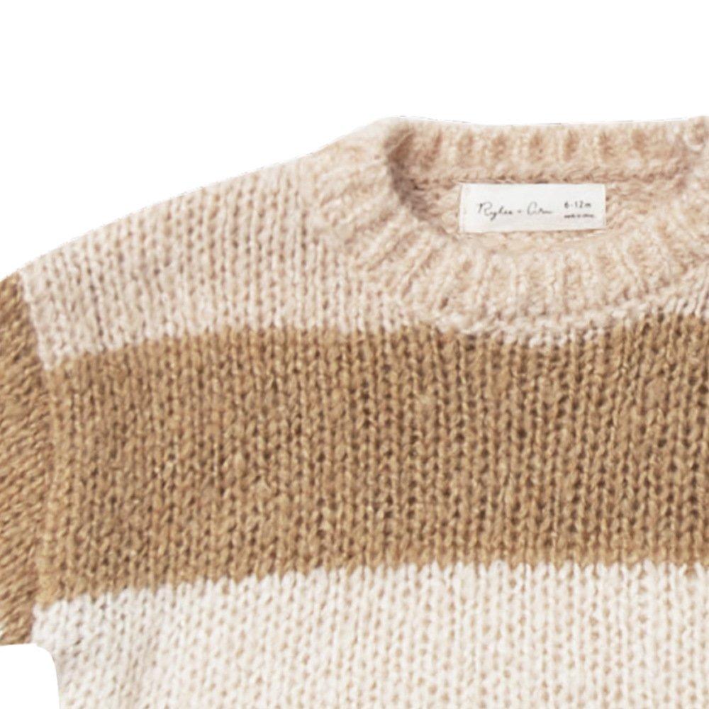 stripe aspen sweater img1