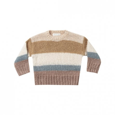 stripe aspen sweater