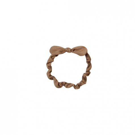 【30%OFF】baby bow headband caramel