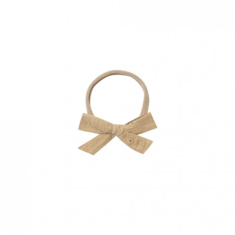 【30%OFF】bow w. headband honey