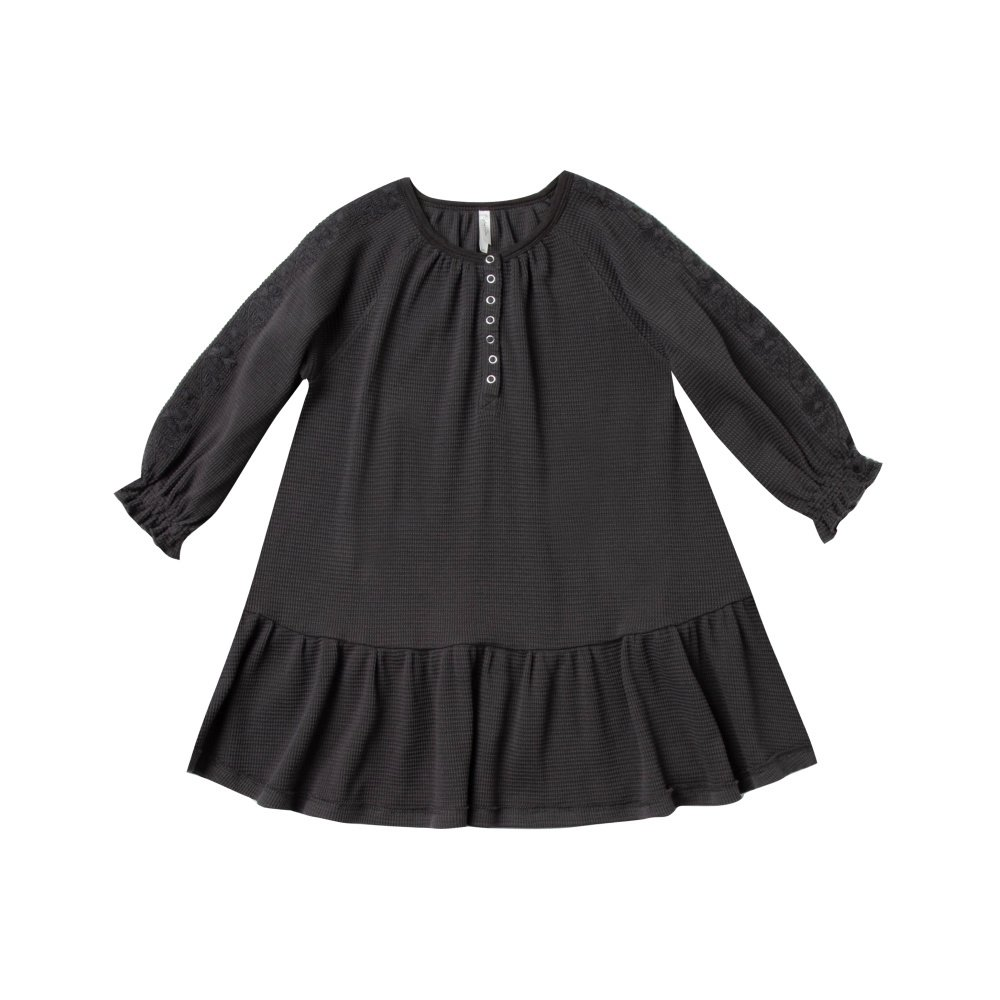 【30%OFF】thermal dress black img