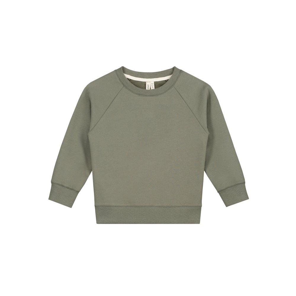 Crewneck Sweater Moss img