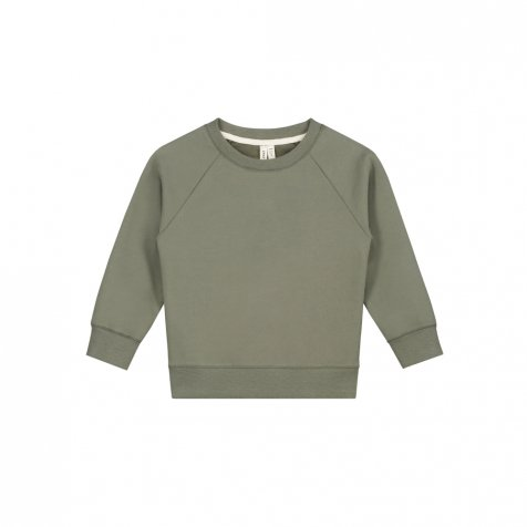 Crewneck Sweater Moss