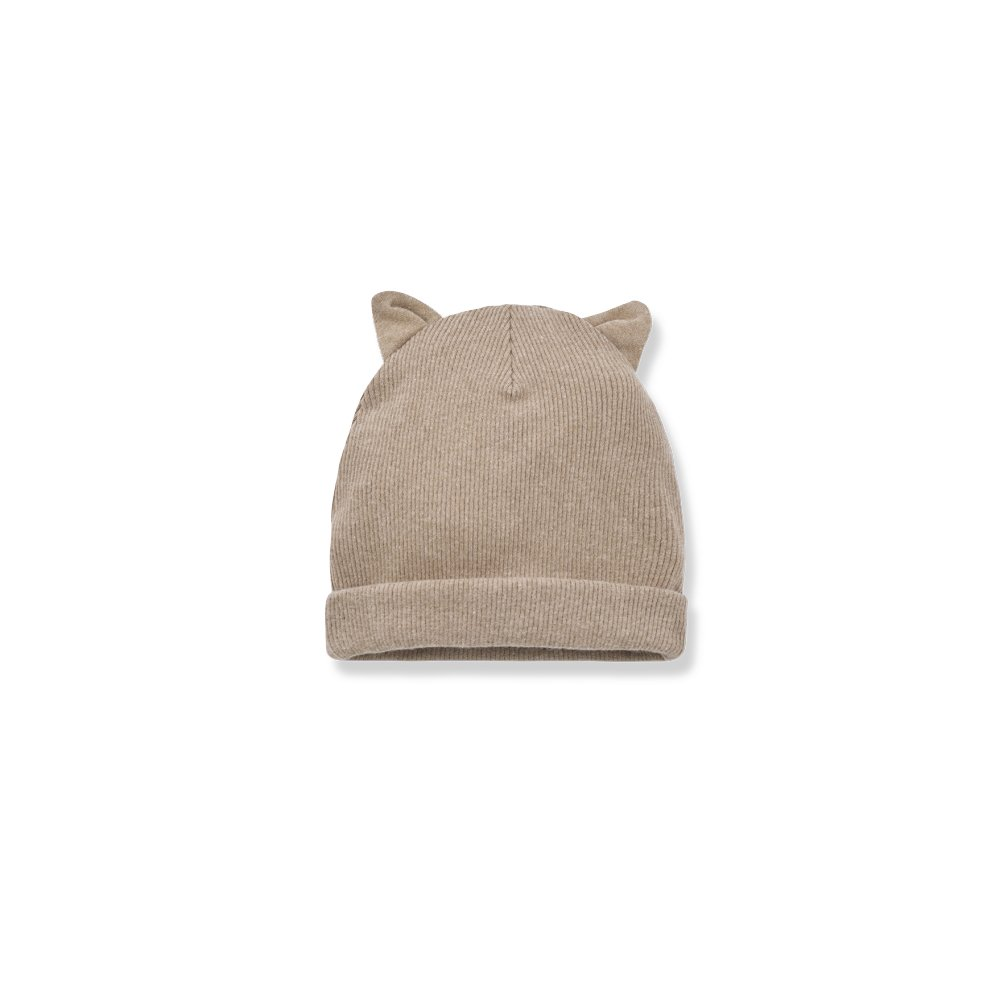 【30%OFF】PARIS beanie w/ears beige img