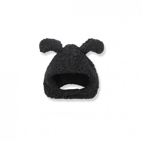 BANFF beanie w/ears black