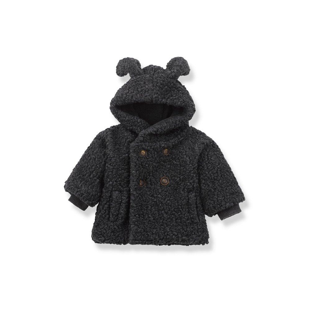 OTTAWA hood jacket black img