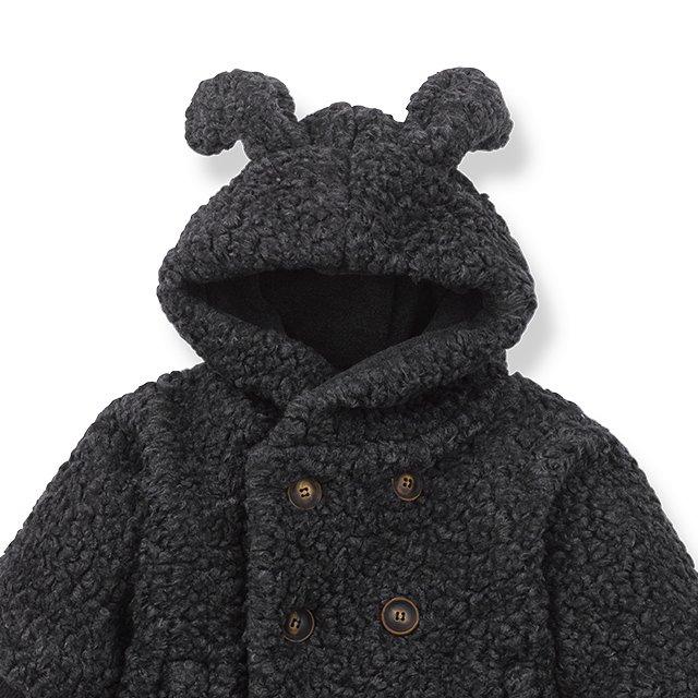 OTTAWA hood jacket black img1