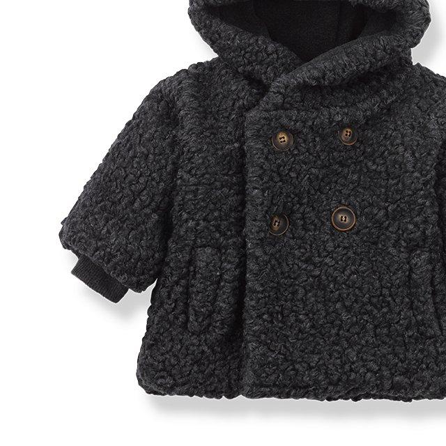OTTAWA hood jacket black img2