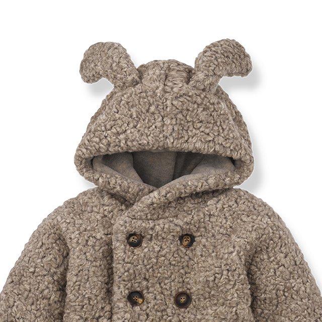 【30%OFF】OTTAWA hood jacket beige img1