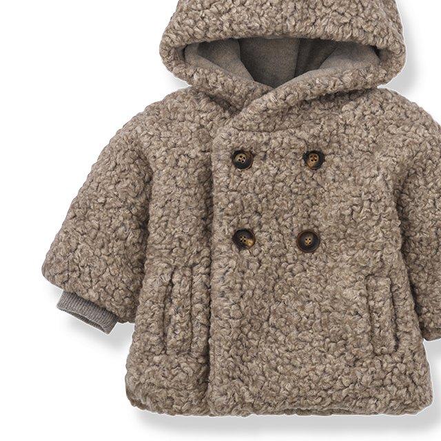 OTTAWA hood jacket beige img2