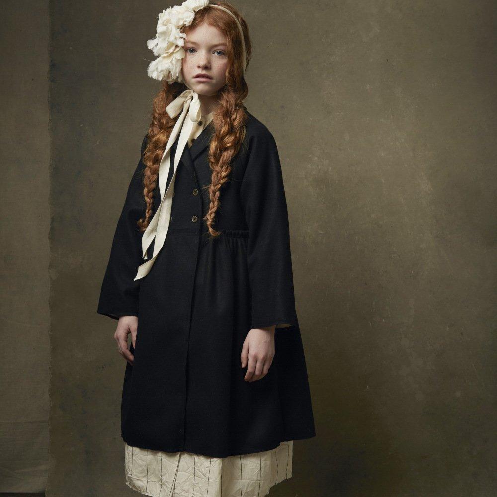 【8月末入荷予定】Tailored Coat black img