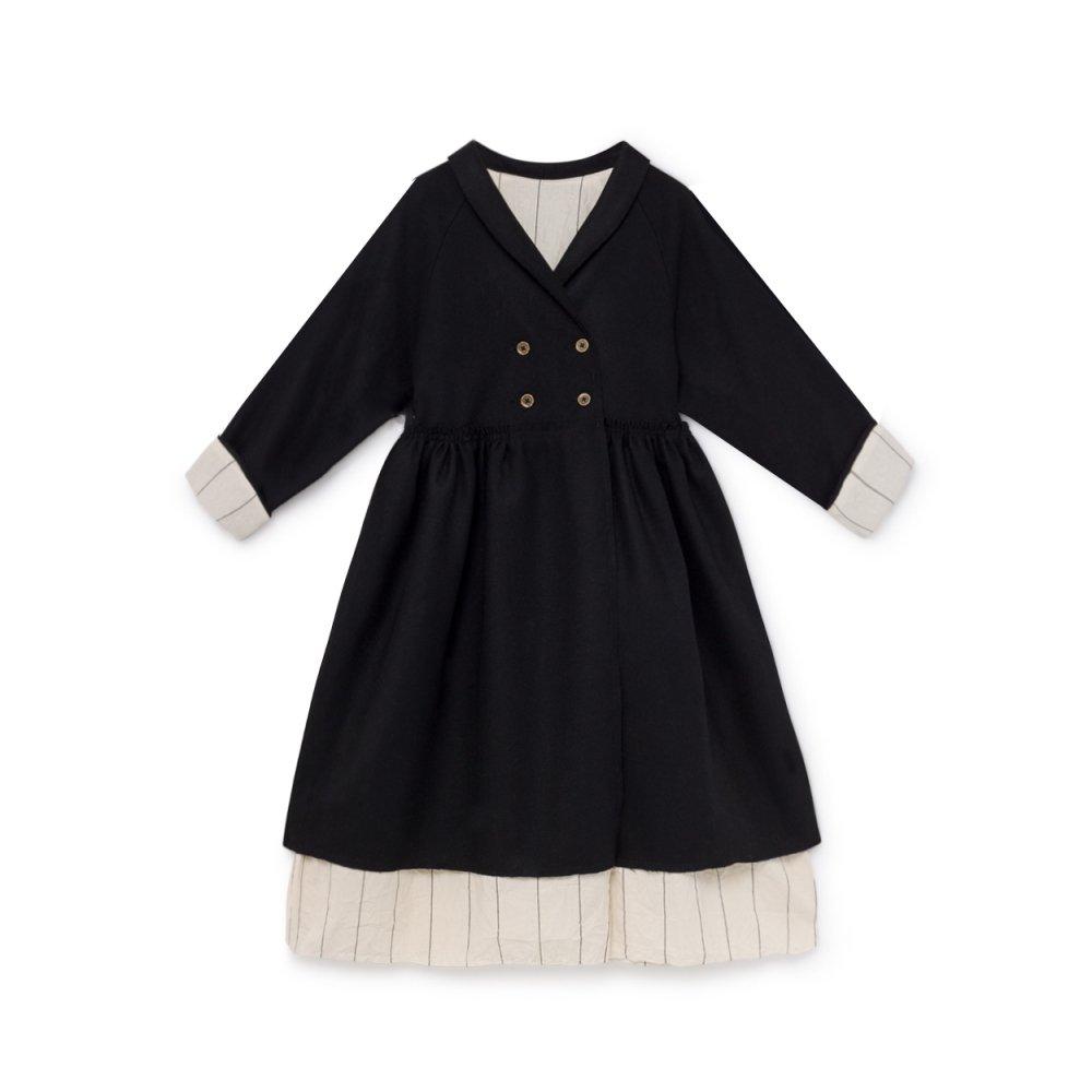 【8月末入荷予定】Tailored Coat black img2