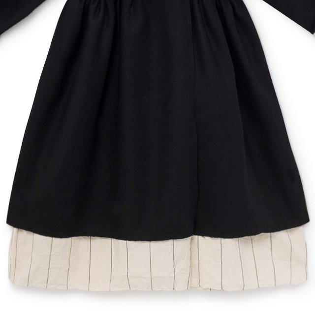 【8月末入荷予定】Tailored Coat black img4