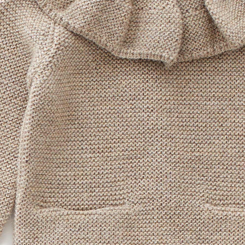 ruffle neck sweater grey img3