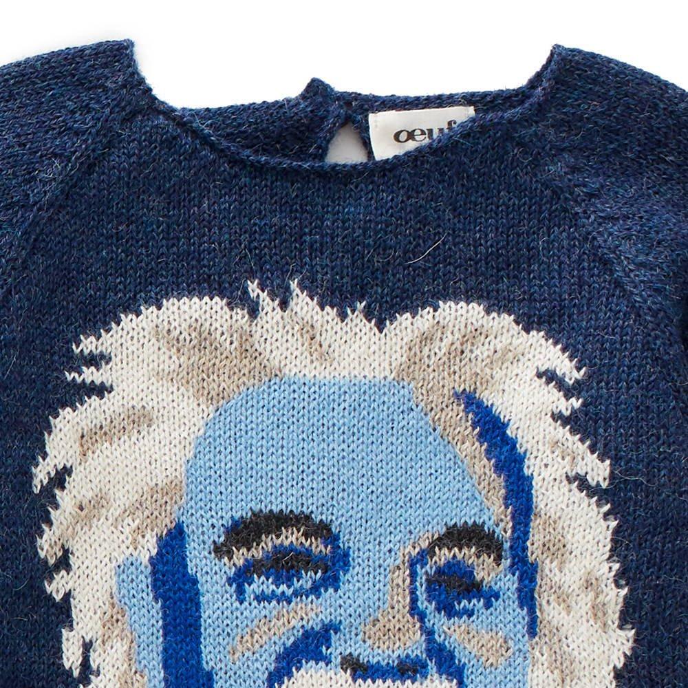 raglan sweater - einstein img3