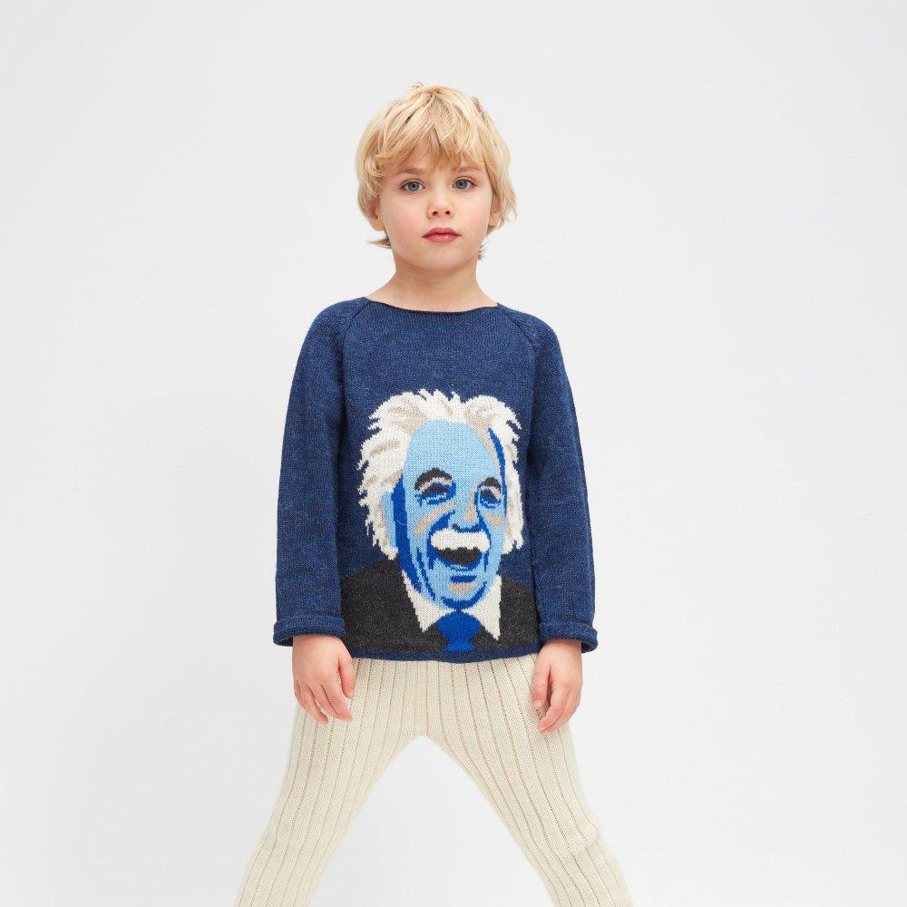 raglan sweater - einstein img4