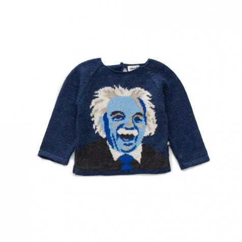 raglan sweater - einstein