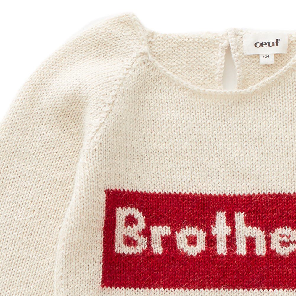 【30%OFF】brothers sweater img1